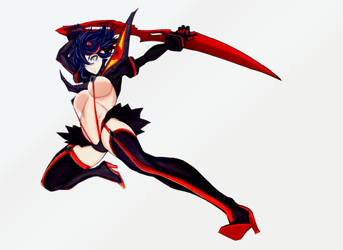 Ryuko by the-Rov
