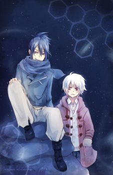 NO.6 - Before the starry sky by Lancha