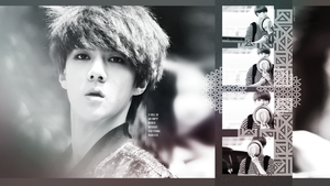 sehun wallpaper by hanumtyaas
