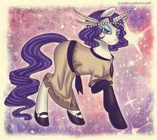 MLP - Midnight, The Stars And You by PandorasJukebox