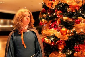 APH - A French Christmas by HoneydewLoveCosplay