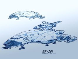 GF-131 by TheXHS