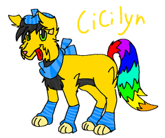 Cicilyn by silvazelover2