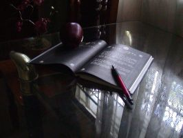 My Death Note by tridaln08