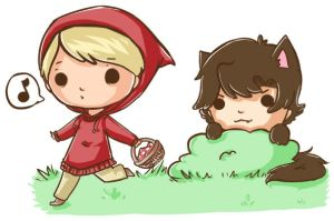 SH: Red Riding Hood by Princess-Snowdust