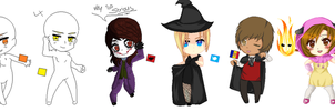 APH - 2Spooky4u OPEN collab by SimplySweetly