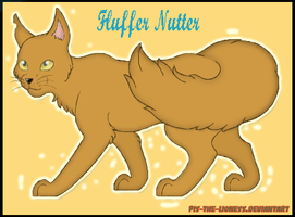 Request: Fluffer Nutter by BrownBlurry