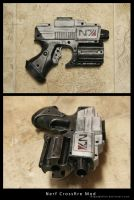 Nerf Crossfire by thegadgetfish