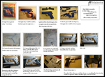 Painting dual pistols tutorial by Madenice