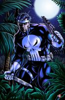 The Punisher by WiL-Woods