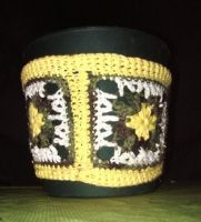 Flower Pot Cover by audreydc1983
