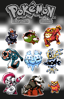Pokemon nostalgia version - 9