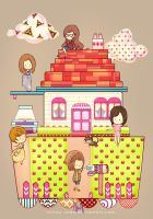 Lego House by Chinky-chan