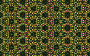 flower of life pattern by mariquack