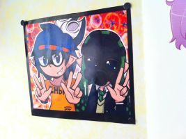 Yup, It's going on my wall! :D by jojoggggh