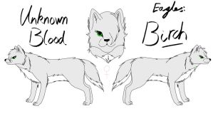 Unknown Blood - Birch Reference by fluffylovey