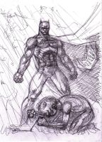 All-star Batman and Robin (pencils) 4-18-2014 by myconius
