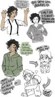 Just Some Leo Valdez by chloisssx3
