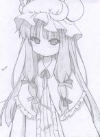 Patchouli Knowledge by MashiroSaito