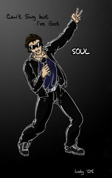 Can't Sing But I've Got Soul by IndyCloes