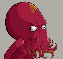 OCTOPUS CANCER??? by deathjester