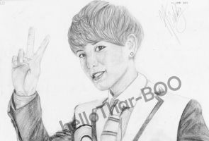 ZELO (never give up) by helloThar-BOO