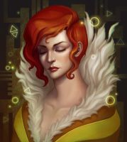 Transistor - Red by Vrihedd