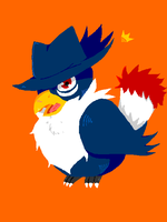 Honchkrow by SpeedNinja2