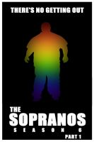 The Sopranos 6-1 poster by DarioPC17