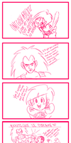 Bean and Raditz by Budgies