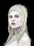 Yolandi Visser by fullcolour-canvas