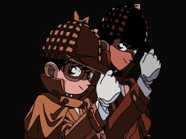 Detective Conan by Goforthpro