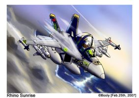 Super-Hornet by Booly78