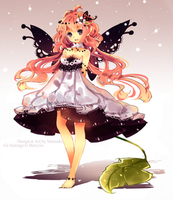 Night Fairy [ Closed ] by Maruuki