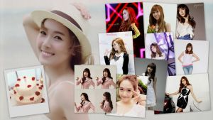 Happy Birthday to Girls Generation's Jung Sooyeon by Lissette8017