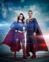 First Look at Tyler Hoechlin as Superman! by Artlover67