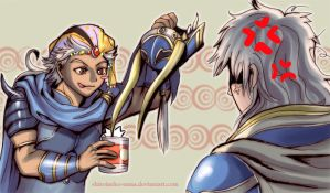 FF Dissidia: Not A Can Opener by ShiroiNeko-sama