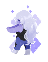 Amethyst by Manly-Rainbow