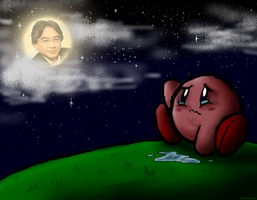 Rest in Peace, Mr. Iwata... by SuperLakitu