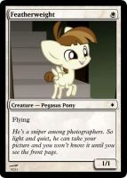 Featherweight by ManaSparks