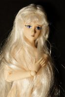 Lady Amalthea Obitsu OOAK by lulemee