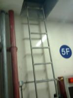 5F and stairs to roof by eleczero