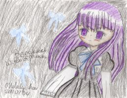 Bernkastel:Witch of Miracles by teeeenidle