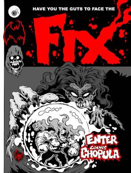 The Fix by MonsterInk