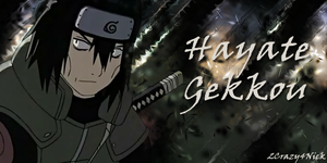 Hayate Gekkou Signature by 2Crazy4Nick