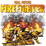 Real Heroes: Firefighter by POOTERMAN