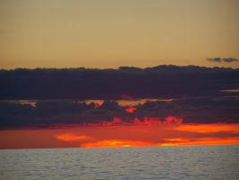 Fiery Clouds by CAmpoo691