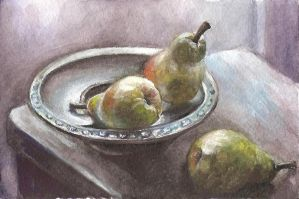 pears by DariaGALLERY