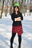 Clara Oswald cosplay 4 by L-Justine