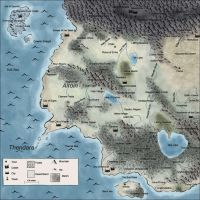 Confounded Map Prototype by shigure-kisune
